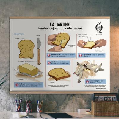 poster tartine
